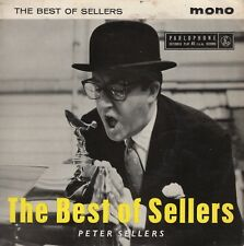 7inch PETER SELLERS the best of sellers UK MONO EX  (S2569)