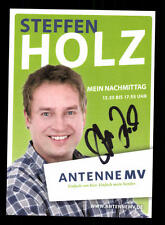 Steffen Holz Autogrammkarte Original Signiert# BC 98174
