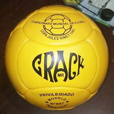 Mr Crack Soccer Ball | Official Match Ball | Fifa Approved World Cup Football 62
