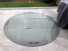 BESTWAY LAY-Z-Spa Pavimento Protector-utilizzato in Grigio