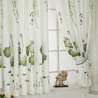 Lotus Leaf Window Screening Curtains Yarn Bedroom Living Room Balcony Valances