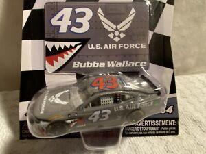 1:64 Bubba Wallace #43 U.S. AIR FORCE WARTHOG Winner Nascar Authentics Die Cast