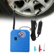 Portable tire inflator pump Car Air Compressor Pump Auto High Pressure Pump 12V