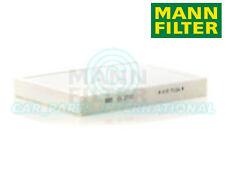 Mann Hummel Interior Air Cabin Pollen Filter OE Quality Replacement CU 2733
