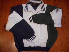 Vintage Tommy Hilfiger Golf Pullover Windbreaker Jacket Mens Size L Large