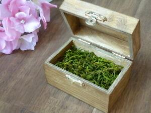 Travel Wedding Ring Box. Rustic Ring Holder Personalized. Ring Bearer Box.