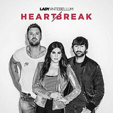 LADY ANTEBELLUM HEART BREAK CD 2017