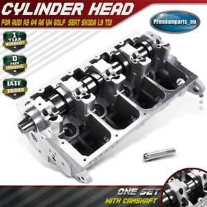 Complete Cylinder Head for Audi Seat Skoda VW 1.9 TDI AJM 03G103351C 038103351D
