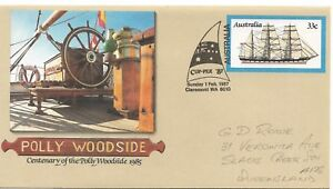 1987 Cuppex Special Postmark on PSE 1 Feb Claremont WA  Pictor Marks No 1364
