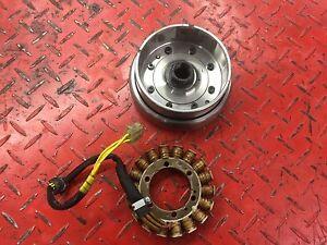 Ducati 749 / 999 2007 Complete Flywheel + Alternator