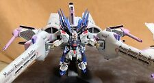 BANDAI GUNDAM HG 1/144 METEOR UNIT and RG Strike Freedom kit Set