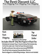 Sheriff Dave 1:18  American Diorama Figure For Use W Dioramas, Diecast displays