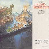 """James Horner """"THE LAND BEFORE TIME"""" soundtrack score CD Diana Ross Out of Print"""
