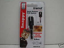 """TREND SNAPPY PC38 PLUG CUTTER 9.5MM (3/8"""") SNAP/PC/38"""