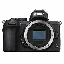 Nikon Mirrorless Digital Camera Z50 20.88MP BODY ONLY EMS w/ Tracking NEW