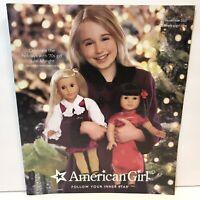 American Girl November 2007 Color Catalog 70's Girl Julie Albright Ivy Cover