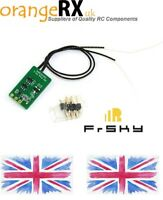 Frsky XM+ XM Plus Micro D16 SBUS 2.4ghz Full Range Drone Receiver 16CH FCC  UK