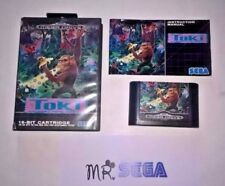 TOKI for SEGA MEGADRIVE 'VERY RARE AND HARD TO FIND'