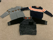 Baby Boys Jumper Bundle 6-9 Months