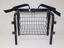 Golf Cart Drive Car 2007-Up Storage Cargo Basket Bag Rack Holder, Yamaha