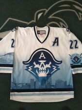 Milwaukee Admirals Hockey Jersey Game Issued PC Labrie