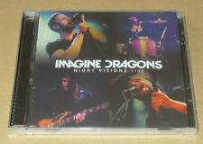 Night Visions: Live by Imagine Dragons (CD, Mar-2014, 2 Discs, Polydor)
