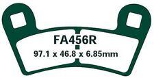 PASTIGLIE FRENO EBC FA456R ASSE ant. POLARIS 800 Ranger RZR S EFI 09-10