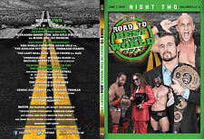 Official ROH Ring of Honor Road to Best in the World Night Two 2014 Event DVD