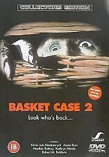 Basket Case 2 (DVD, 2000) collectors edition new freepost