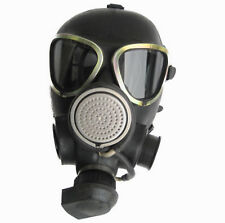 Gasmaske Fetisch Black Style Gummi Filter  Poppers Halloween Dark Room Latex