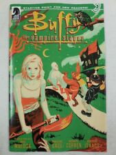 Retro TRICK OR TREAT Halloween VARIANT~BUFFY VAMPIRE SLAYER Comic RICHARD CORBEN