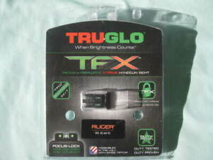 TRUGLO TFX TG13RS1A- XTREME HANDGUN SIGHT RUGER SR9,40 AND 45-NEW