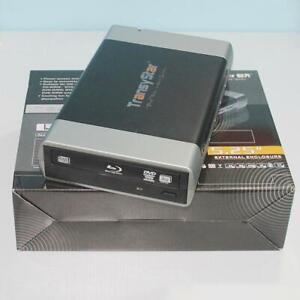 USB 3.0 LG BH12LS35 12x Blu-Ray BD DVD Writer Burner Drive Fr Windows 7/8/10 Mac