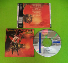 CD OZZY OSBOURNE The Ultimate Sin 1988 Europe EPIC EPC 462496 2 no lp (XS14)