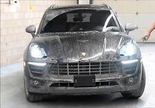 Porsche Macan HID Xenon Kit de conversión de luces-H7 6000K