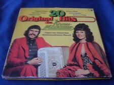 Deutsche Schlager Vinyl-Schallplatten mit Easy Listening