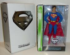 """Superman Christopher Reeve Movie Masters 12"""" Figure Mattel"""