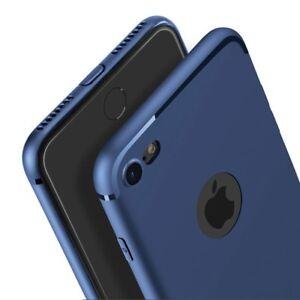 COVER CUSTODIA per iPhone 6 6s 7 8 SILICONE MORBIDA TPU SLIM ULTRA SOTTILE