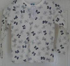 Camisas, camisetas y tops de niña de 2 a 16 años blanco