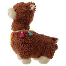 CUTE NOVELTY FLUFFY BROWN LLAMA LARGE HEAVY WEIGHTED DOOR STOP STOPPER WEDGE