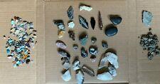 1-2 lb Raw, Natural Semi Precious Gemstones, Arrowheads, Quartz, Crystals