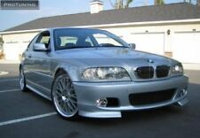BMW E90 E91 08 11 LCI Front Bumper spoiler flaps elerons addon tuning