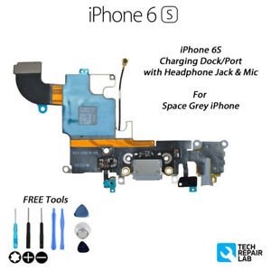NEW iPhone 6S Lightning Connector/Charging Dock/Port Replacement Repair w/Tools
