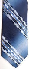 "House of Arden Men's Vintage Polyester Tie 55"" X 3.25"" Multi-Color Amer. Stripes"