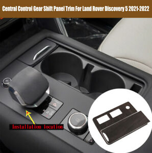 For Land Rover Discovery 5 2021-2022 Central Control Gear Shift Panel Trim NEW