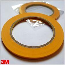 Bande de découpe 3M fine line pour adhésif covering sticker 50,00 mètres x 3 mm