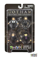 "Gotham Minimates ""Before the Legend"" Series 2 Box Set"