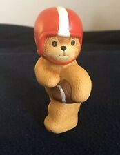 Lucy Rigg Lucy And Me Bear Football Bear With Red Helmet