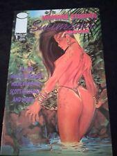 Homage Studios Swimsuit Special #1 April 1993 PRISTINE! Comic Queen