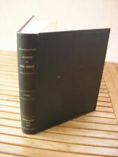 OEUVRES de HENRI POINCARE Tome III analyse pure (suite) 1965
